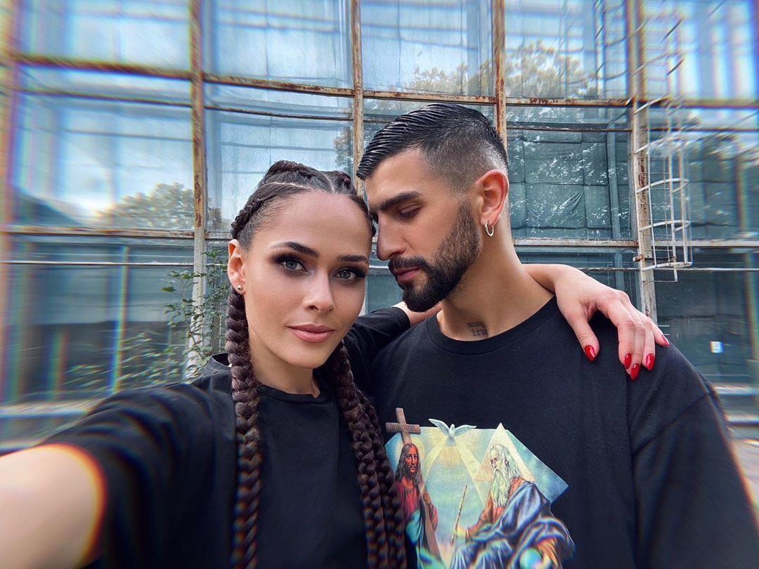 Юлія Саніна та Дмитро Жук