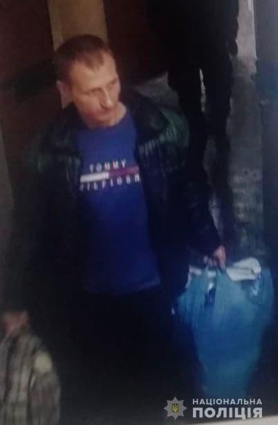 Олег Кочетков 1982 р. н., якого розшукує поліція
