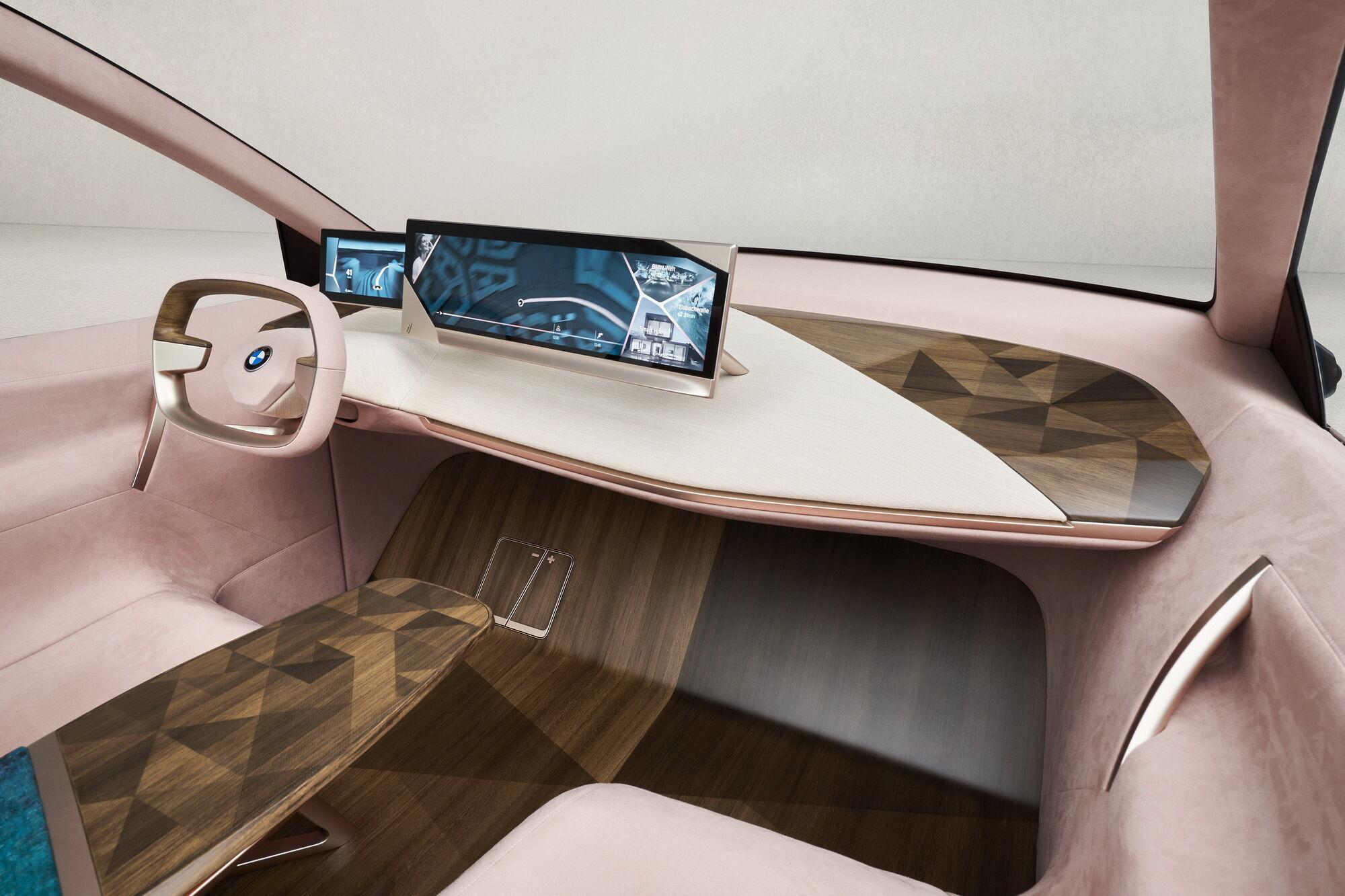 Концепт BMW Vision iNext