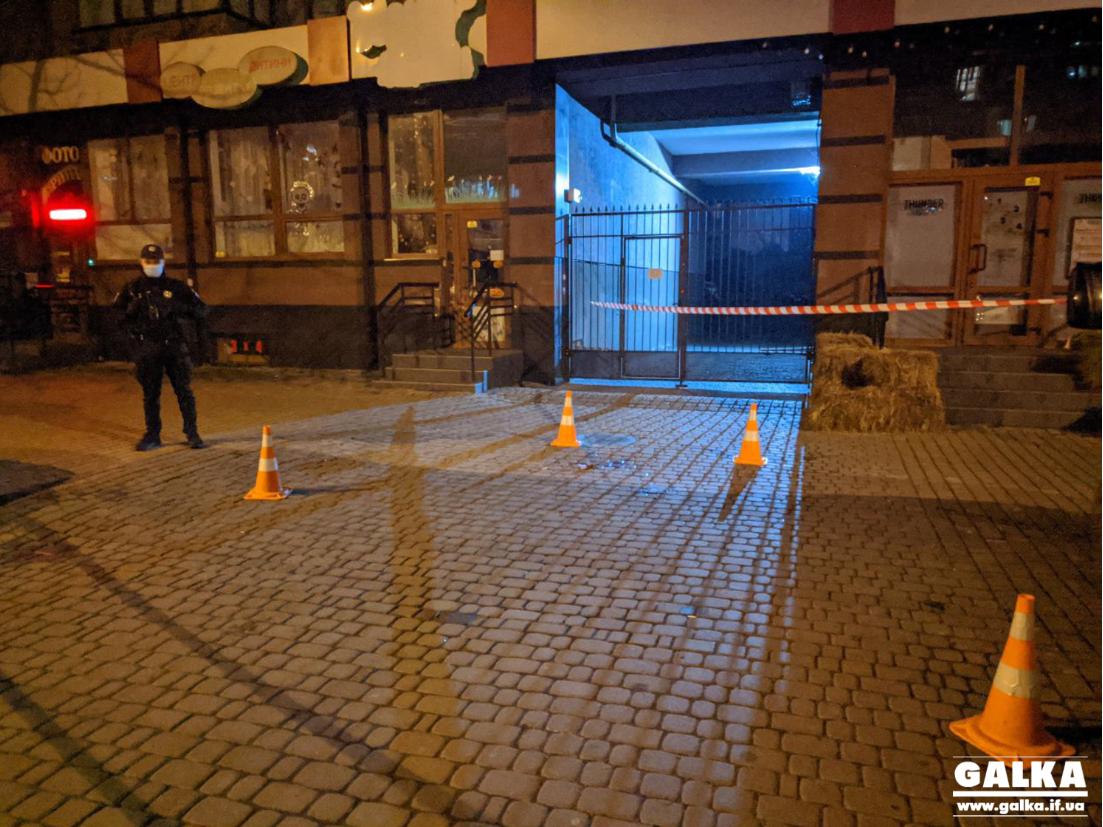 Ще на одній вулиці Івано-Франківська було поранено дівчину