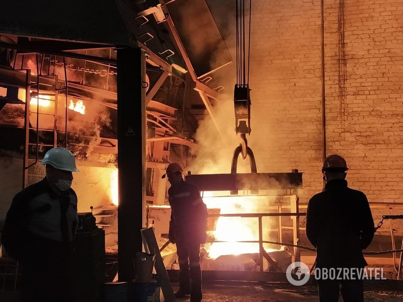 Продукция Днепропетровского стрелочного завода идет в том числе на экспорт