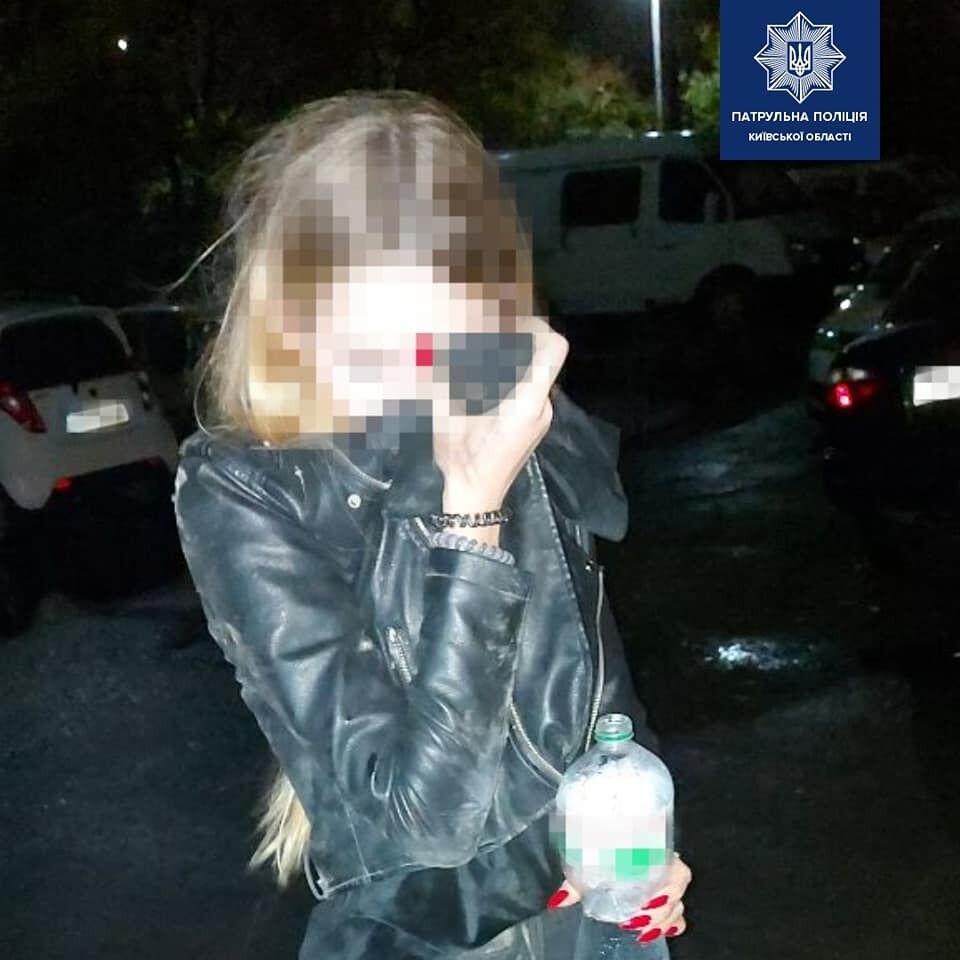 Постраждала 14-річна дівчина.