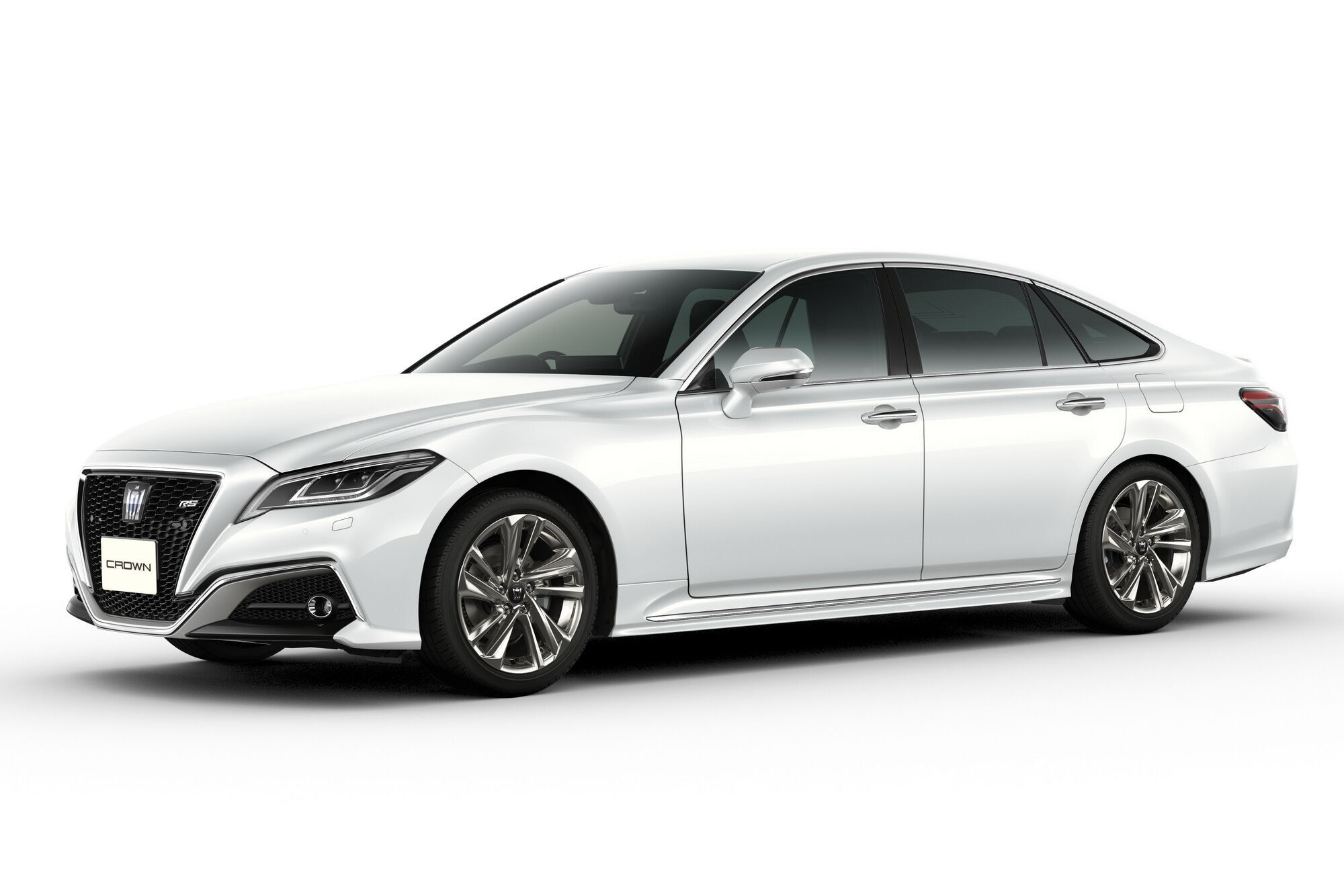 2021 Toyota Crown