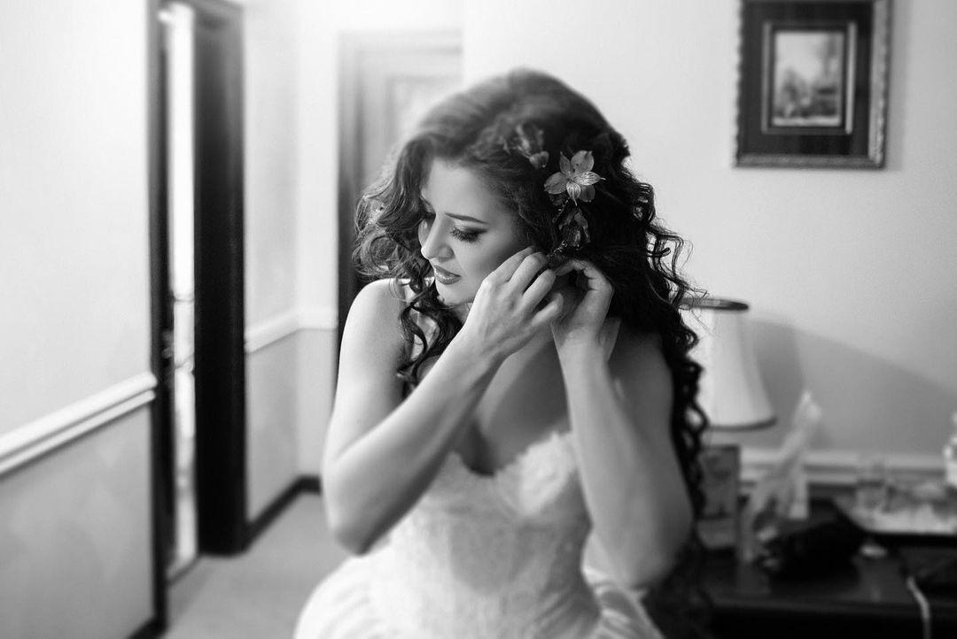 SLAVIA показала архивные фото со свадьбы