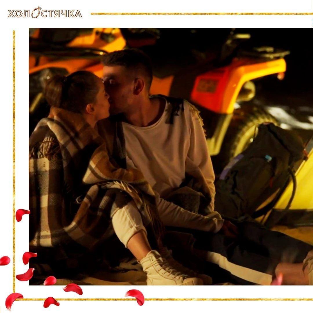 Перший поцілунок Мішиної та Еллерта