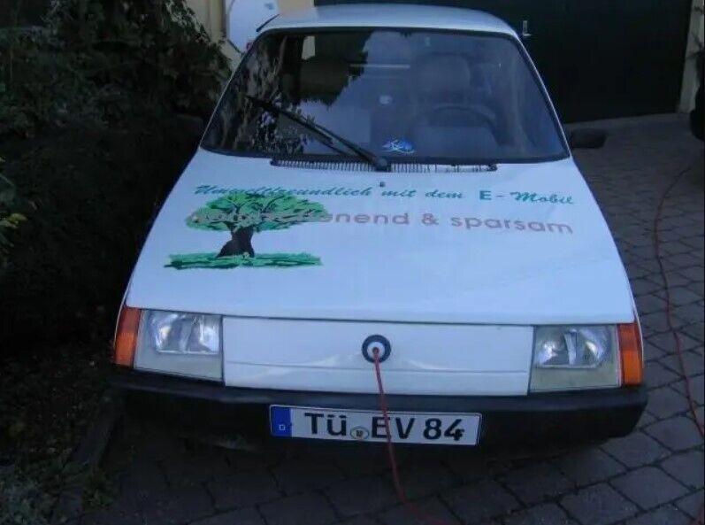 Електромобіль ЗАЗ-1109 для Німеччини