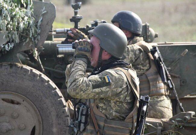 Підрозділ здійснював артилерійську розвідку