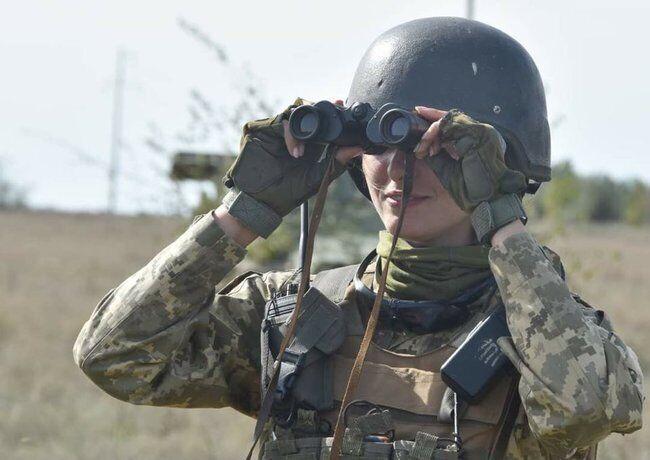 Артилерійський протитанковий підрозділ очолює військовослужбовець-жінка