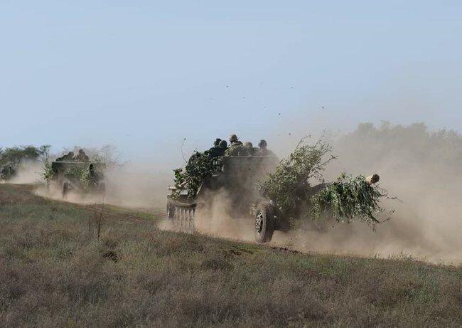Підрозділ здійснював наведення гармат за цілевказівками корегувальників