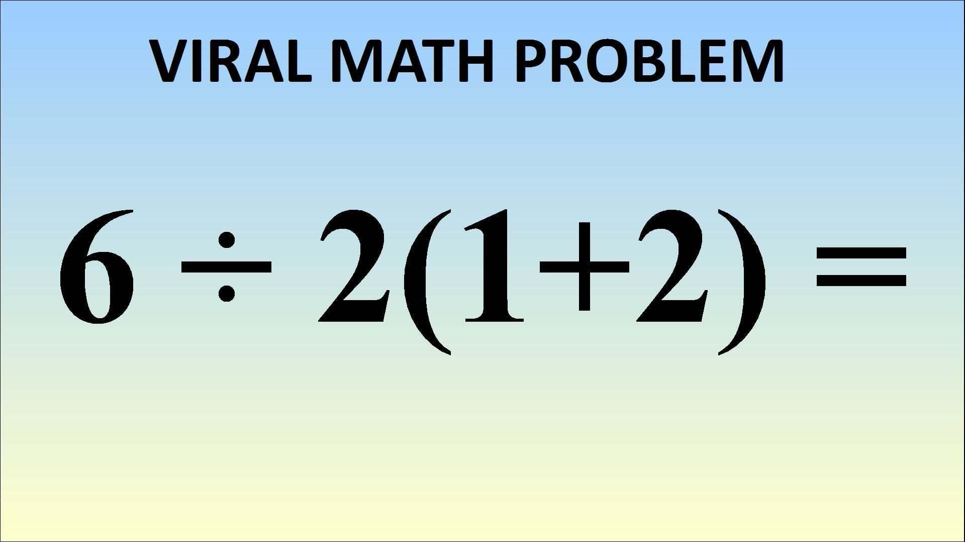 Проста шкільна задача з математики спантеличила мережу: не всі змогли вирішити