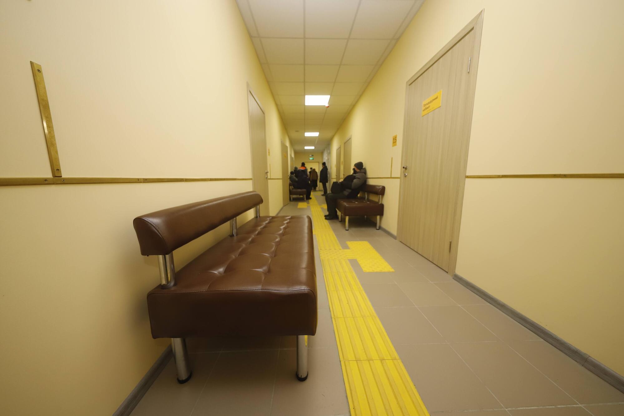 Обновлены коридоры