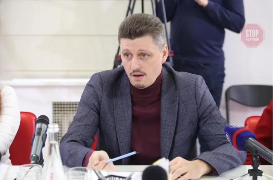 Политолог Игорь Рейтерович