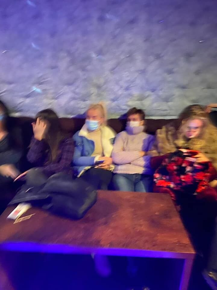 Работники ночного клуба нарушили карантин