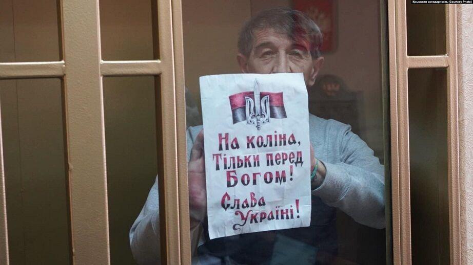"""Новини Кримнаша. """"Бажаю всім нам якнайшвидшої перемоги в російсько-українській війні!"""""""
