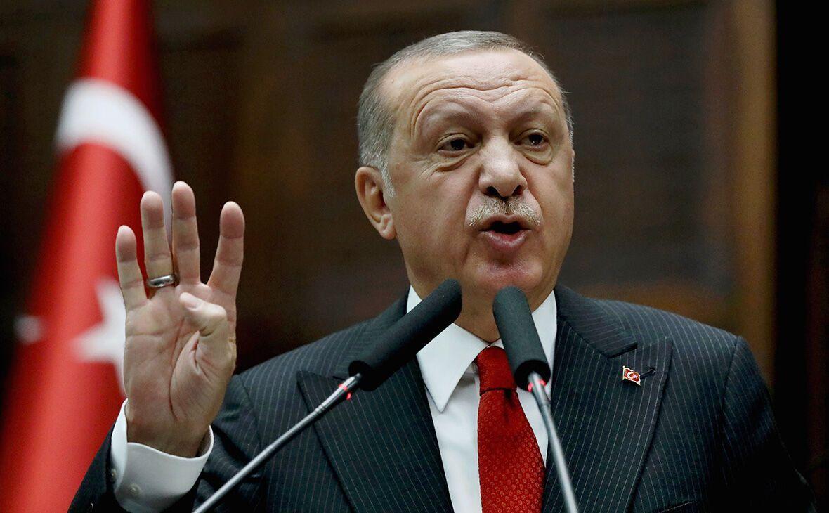 Реджеп Тайип Эрдоган сообщил о доступности вакцины от коронавируса