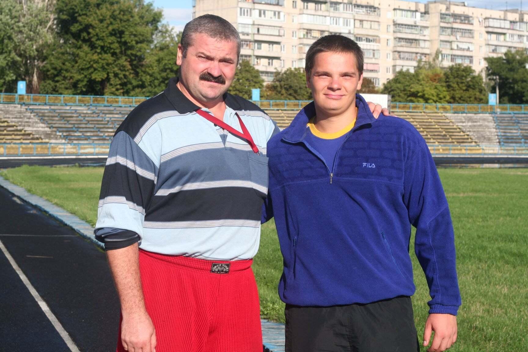 Александр и Николай Богач