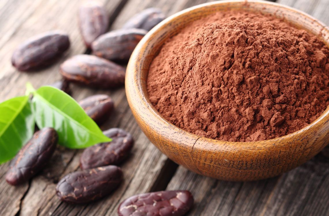 Регулярное потребление какао снижает смертность от сердечно-сосудистых заболеваний.