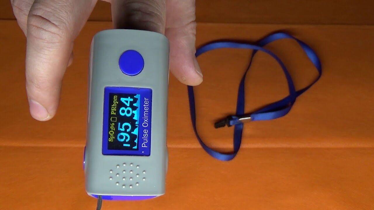 Сергей Дубров считает, что лучше приобрести пульсоксиметр, чем делать КТ