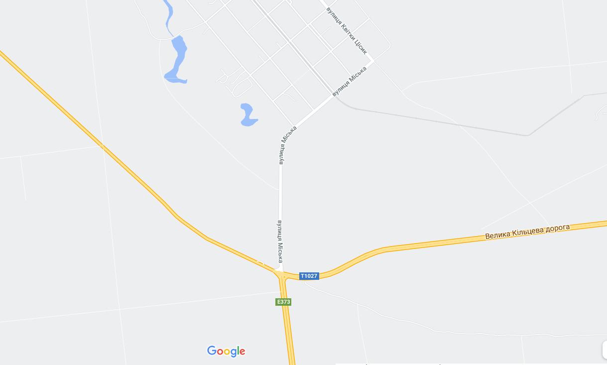 ДТП произошло на улице Городской