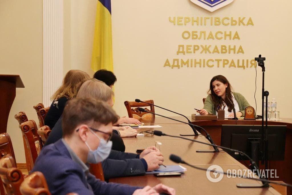 ОГА возглавила Анна Коваленко