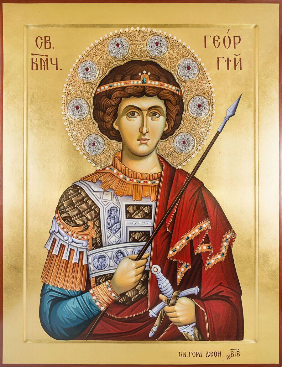 Георгий Победоносец – один из самых почитаемых святых