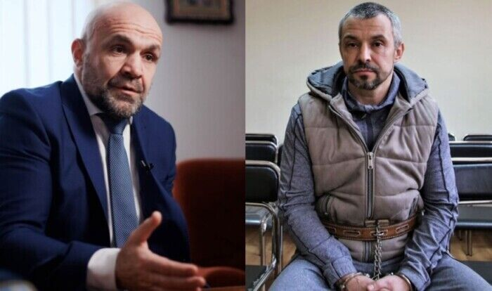 Владислав Мангер і Олексій Левін