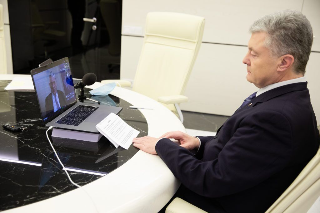 Порошенко предложил привлечь Вашингтон к Нормандскому формату, заключить безопасностное соглашение с США и реформировать Совбез ООН