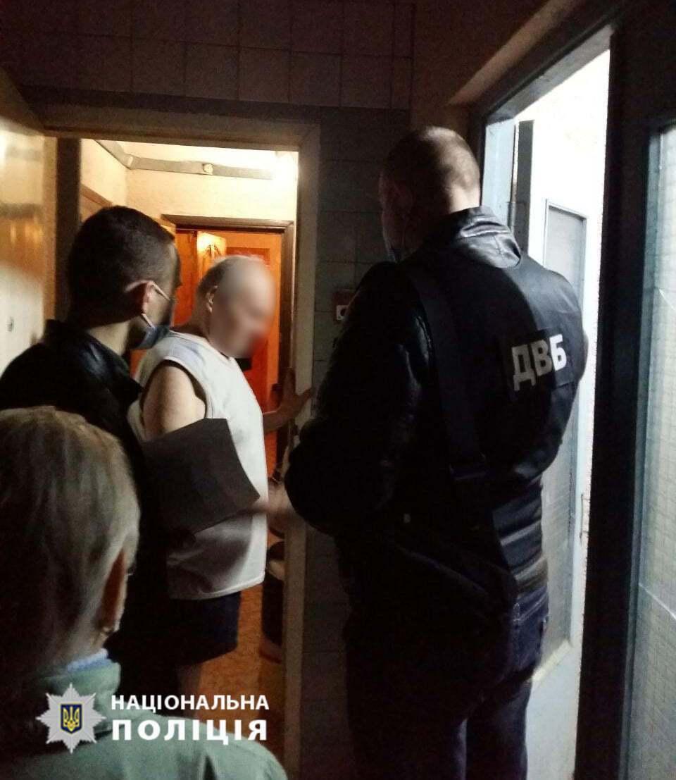 Злоумышленниками оказались сотрудники полиции.