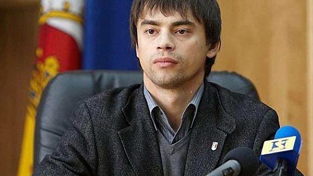 Виктор Щадей.