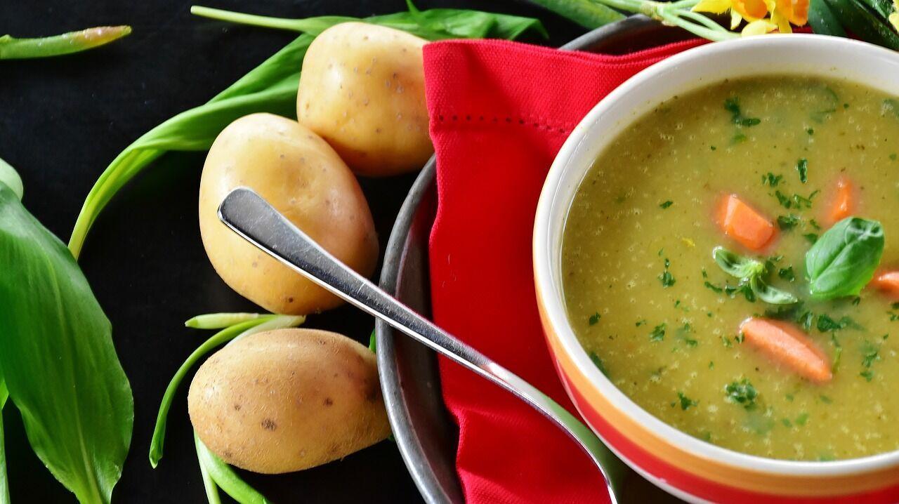 В Рождественский пост одним из основных блюд являются постные супы