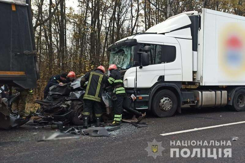 Аварія на Черкащині