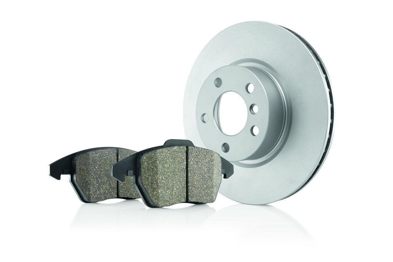 Ассортимент продукции Bosch для европейского рынка тормозных систем насчитывает более 1500 наименований тормозных дисков и более 2000 видов тормозных колодок