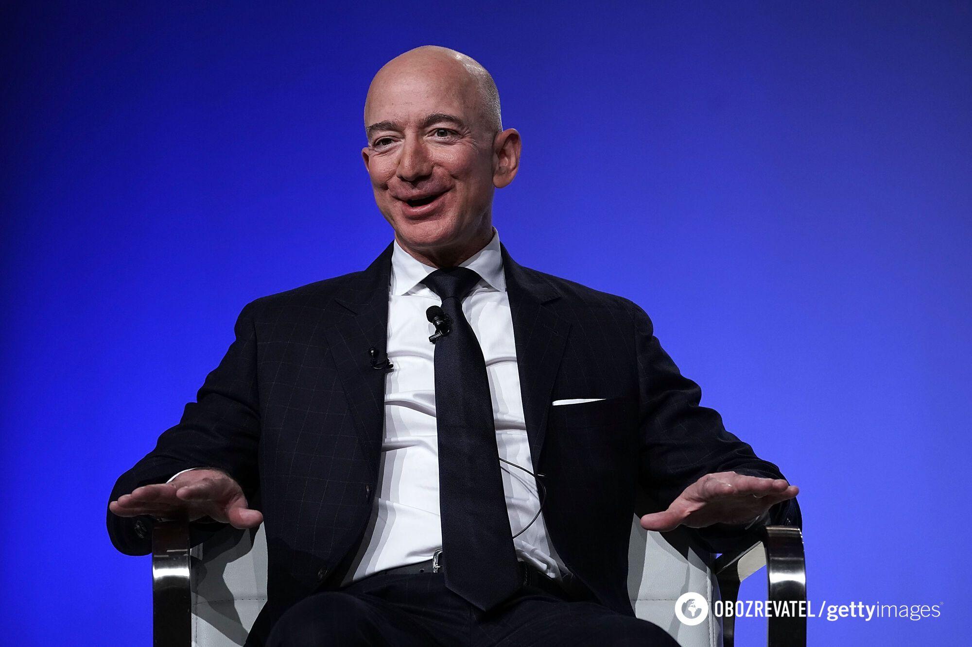 Капитал Безоса составляет 183 млрд долларов