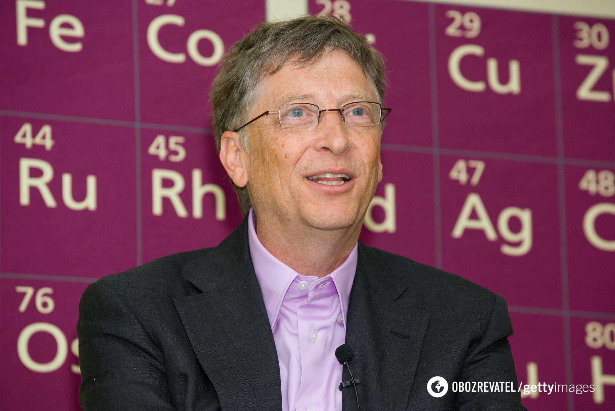 Капитал Гейтса оценивают в 127,7 млрд долларов