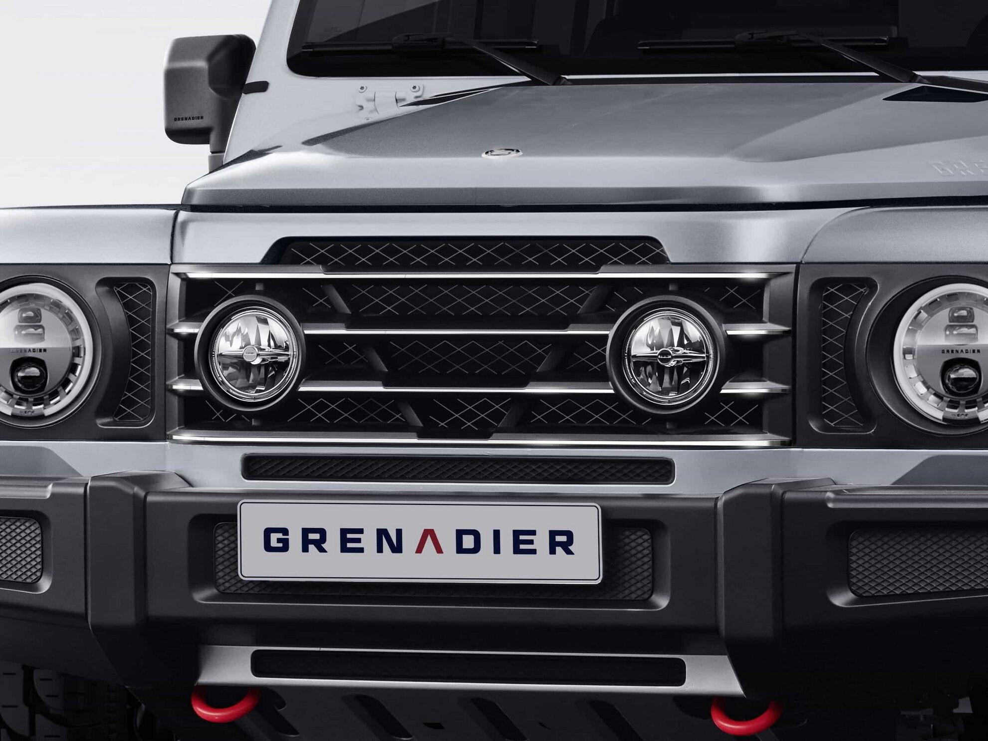 Ineos Grenadier.