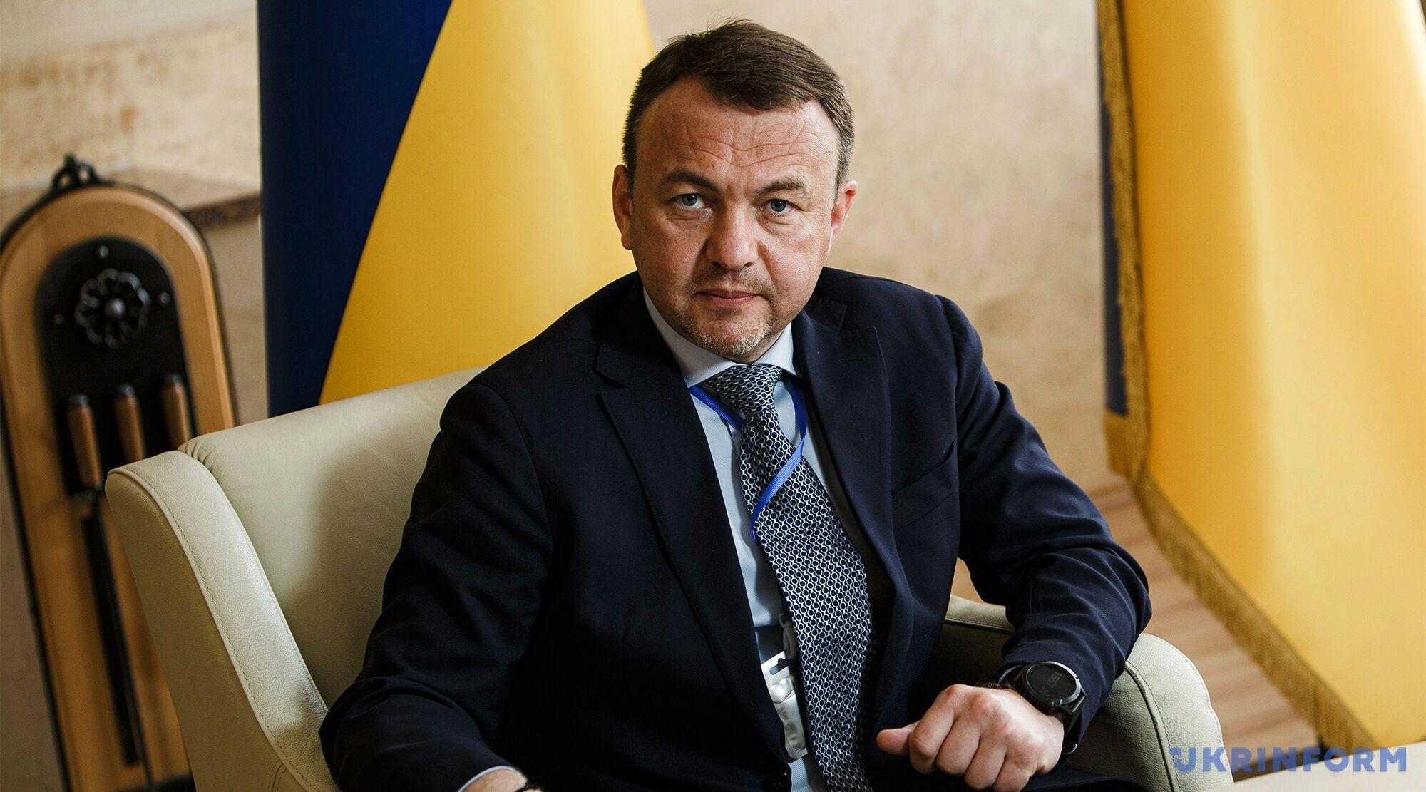 Экс-глава Закарпатья Алексей Петров