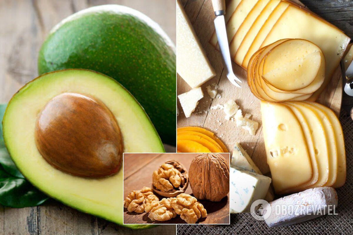 Какие полезные продукты мешают худеть: 10 примеров