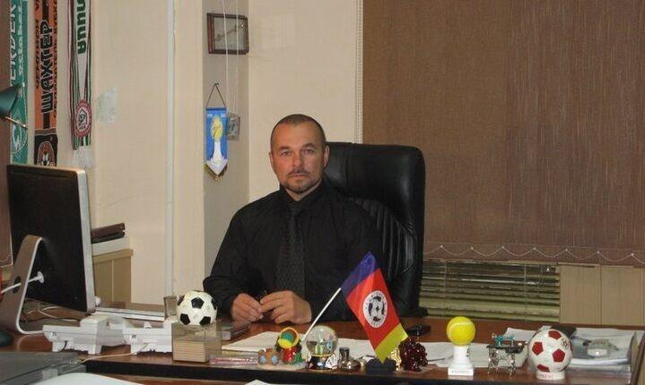Владимир Цымбалюк до избиения