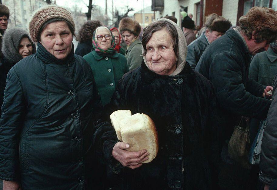 Последние месяцы существования СССР