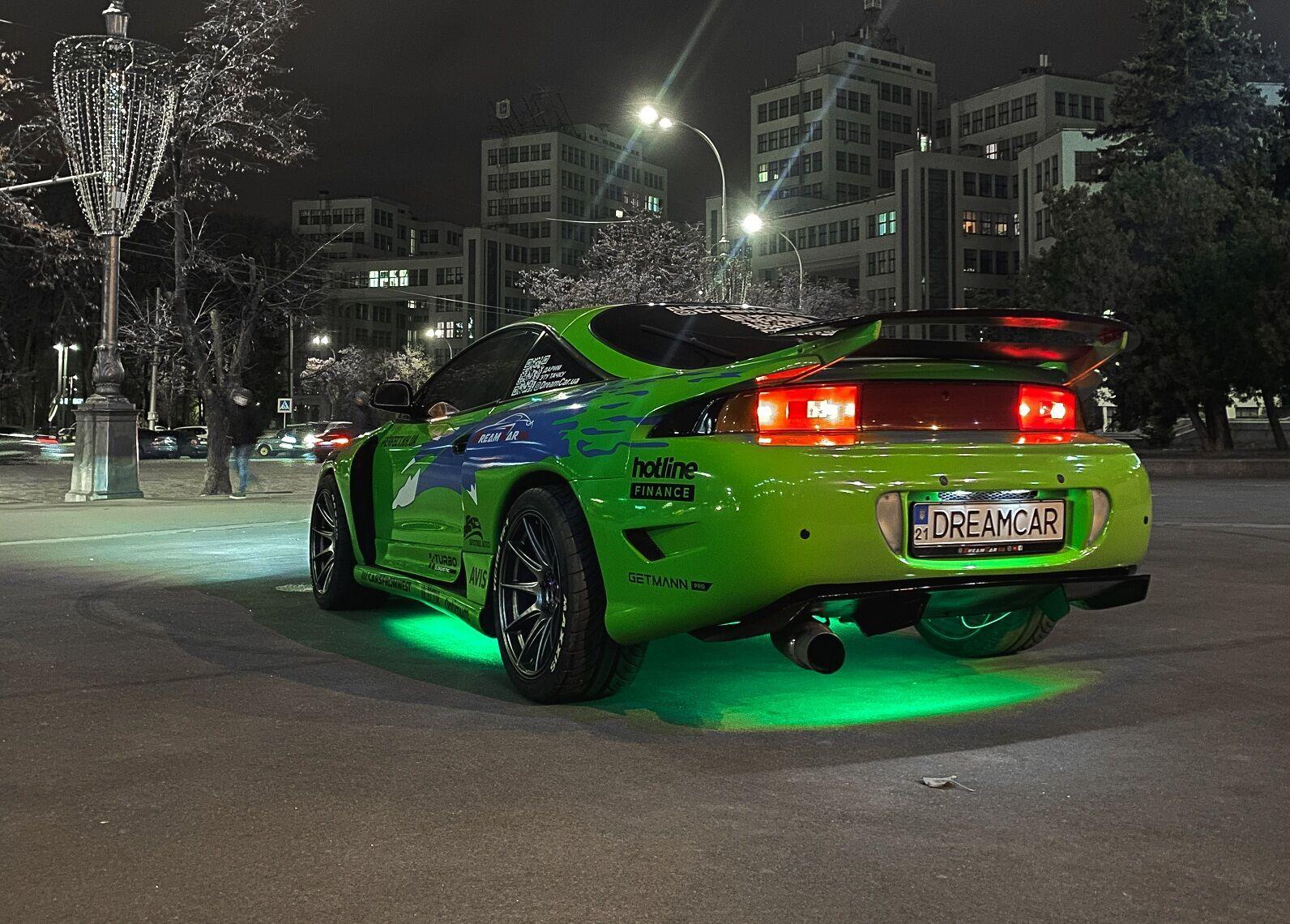 """Копия Mitsubishi Eclipse из """"Форсажа"""", построенная в Украине"""