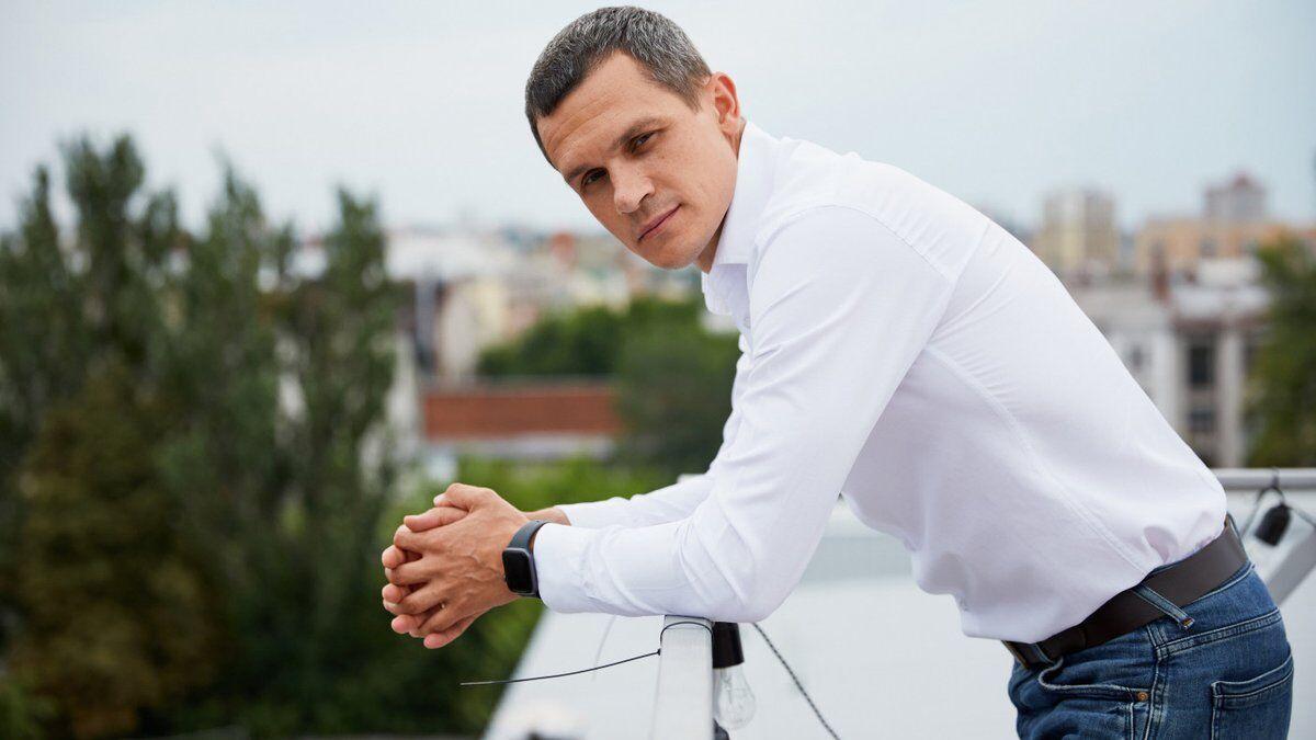 Экс-глава Харьковской области Алексей Кучер