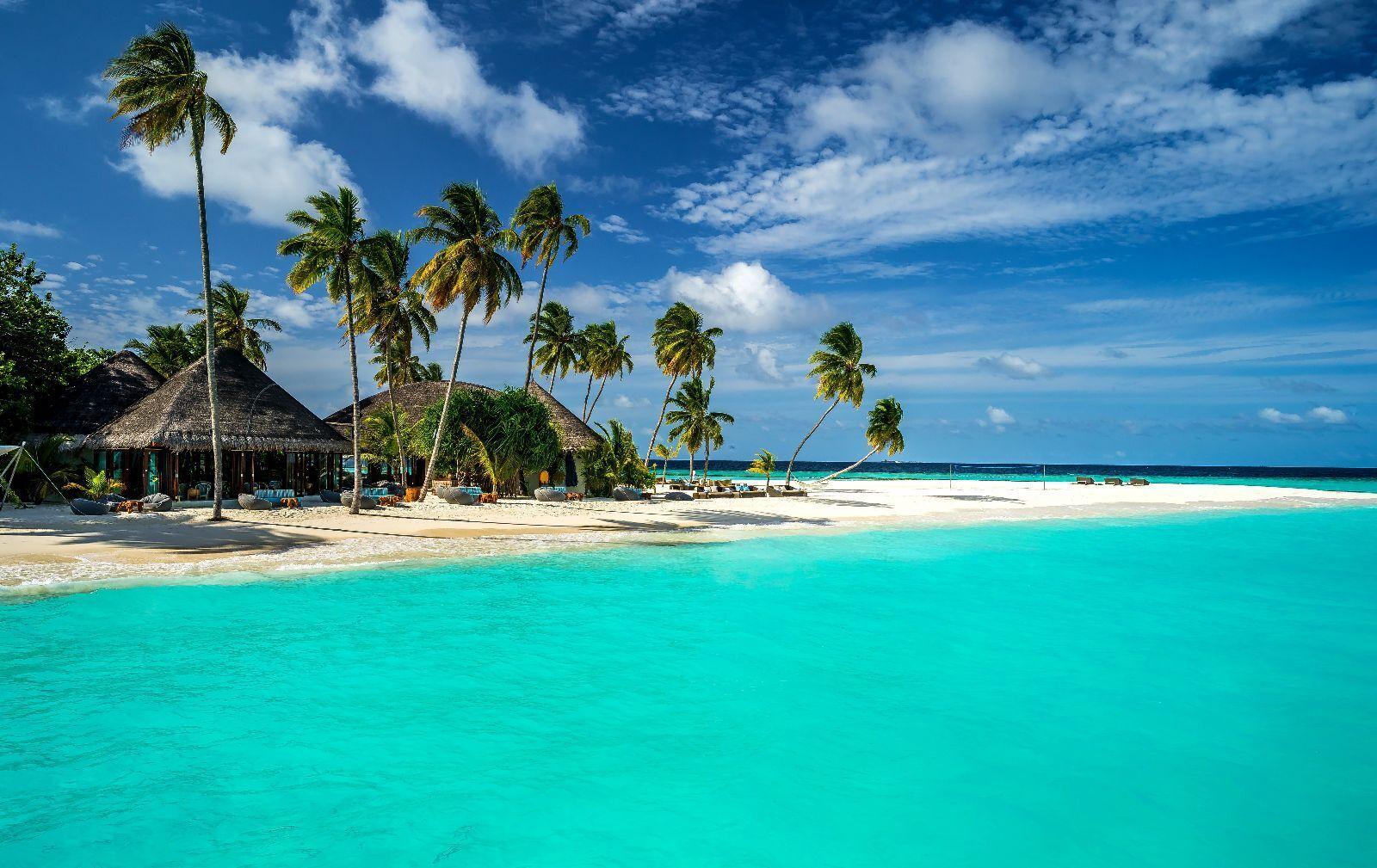 Мальдіви.