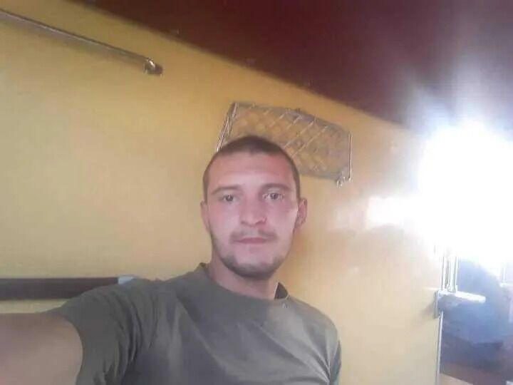Погибший от пули снайпера украинский воин