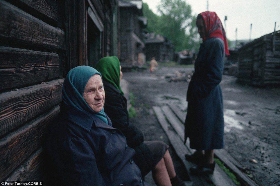 Старушки в СССР, Новокузнецк