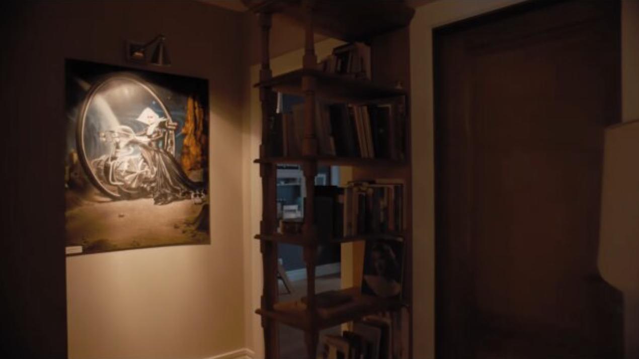 Квартира Фреймут: коридор