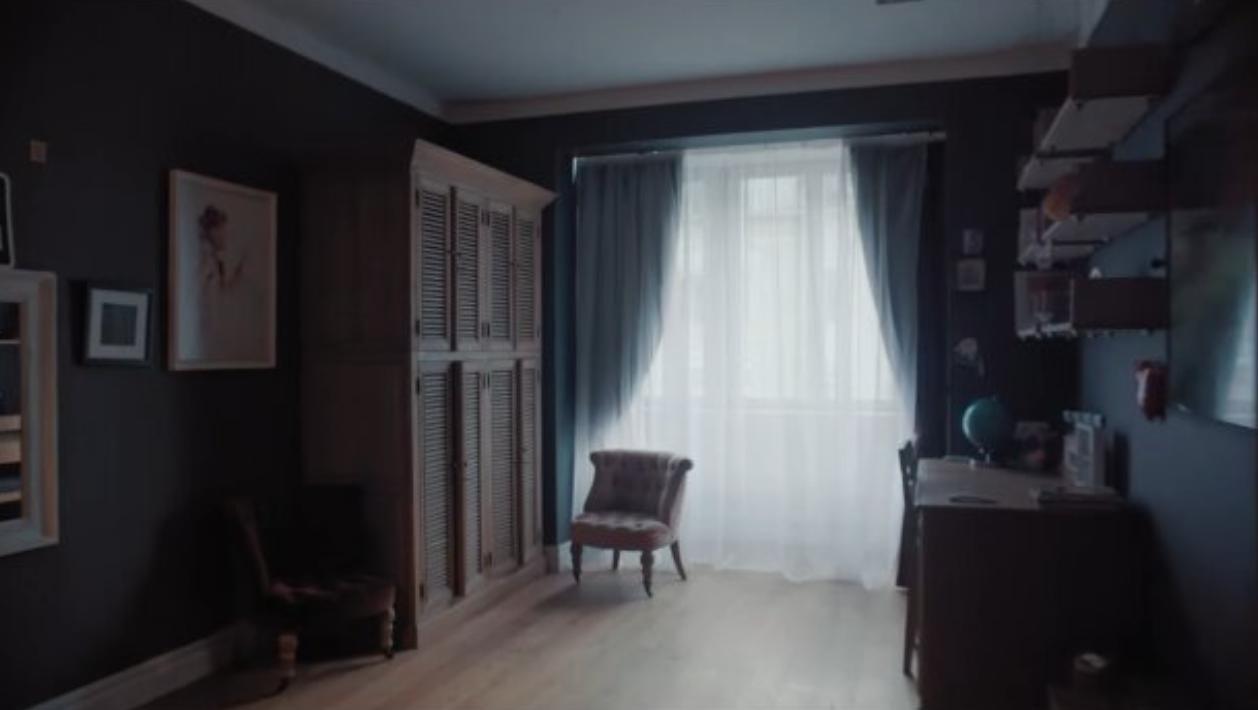 Квартира Фреймут: комната Златы
