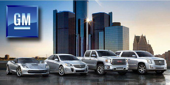 General Motors ассоциируется с мощными бензиновыми автомобилями.