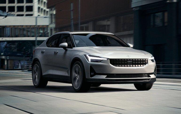 Polestar 2 – новый электромобиль от дочерней компании Volvo.
