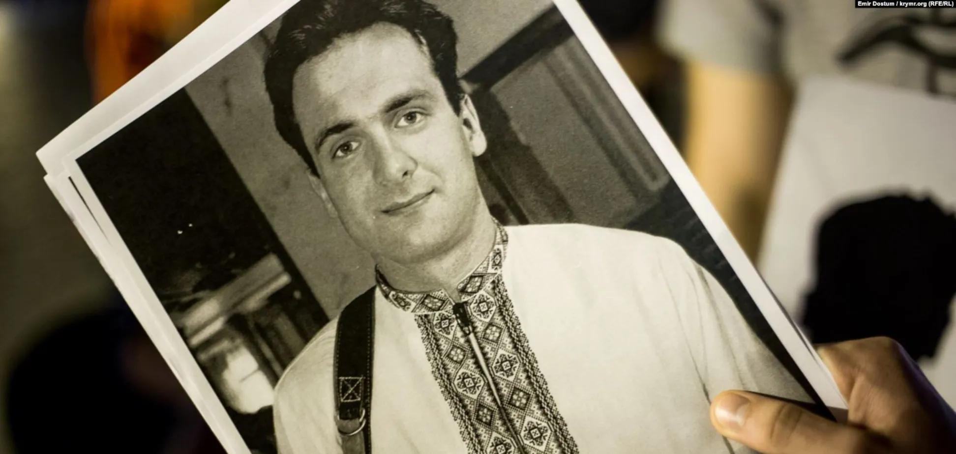 Георгий Гонгадзе пропал без вести 16 сентября 2000 года