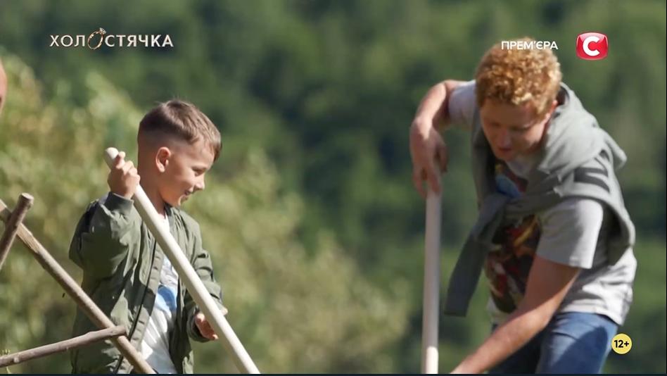 Сын Мишиной и Шатырко